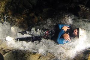 canyon Bious toboggan